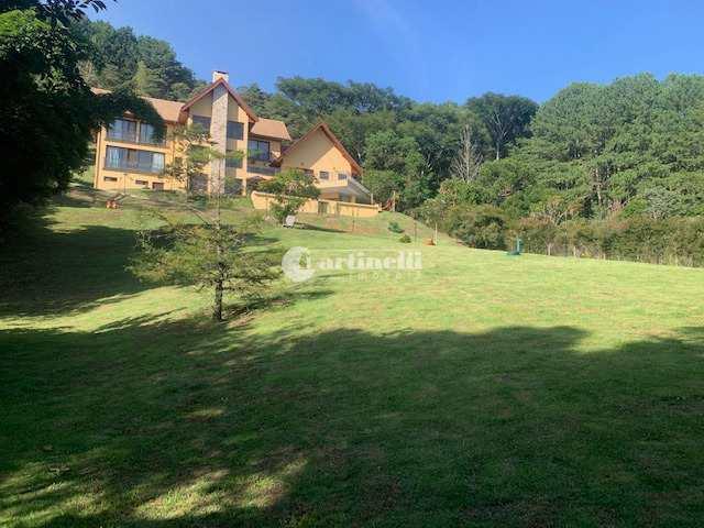 Casa de Condomínio com 5 dorms, 5 Km do Centro, Santo Antônio do Pinhal - R$ 5.9 mi, Cod: 686