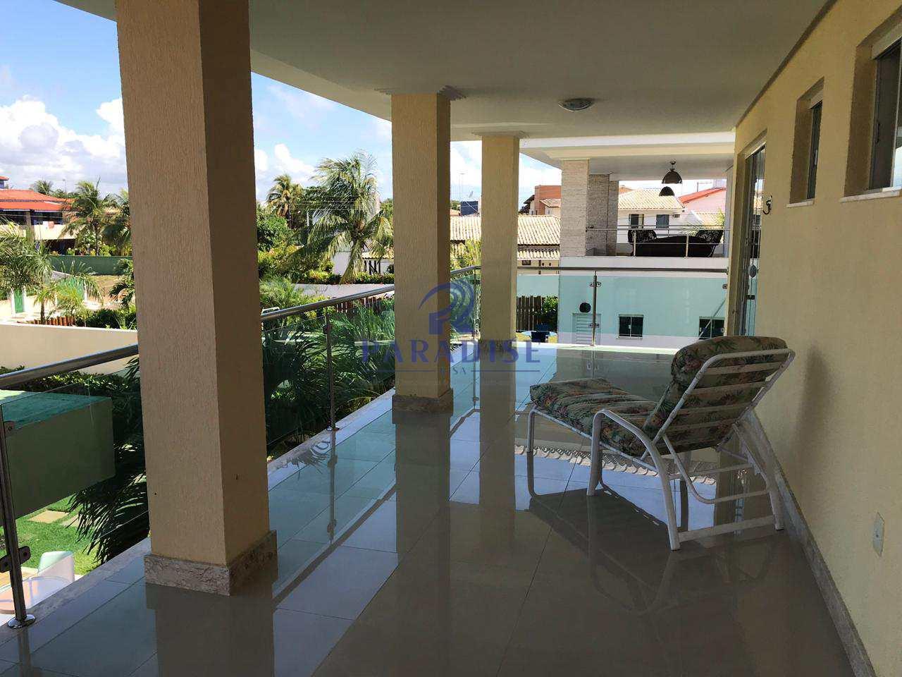 Casa com 4 dorms, Guarajuba (Monte Gordo), Camaçari - R$ 1.5 mi, Cod: 56400