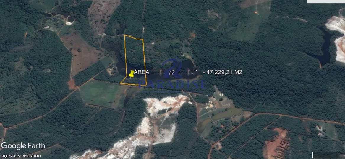 Sítio, Área Rural de Camaçari, Camaçari - R$ 250 mil, Cod: 23900