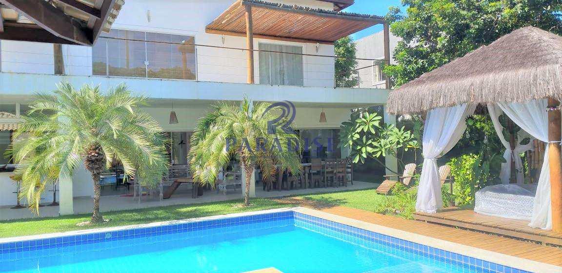 Casa em Itacimirim - Cond. Quinta das Lagoas com 4/4