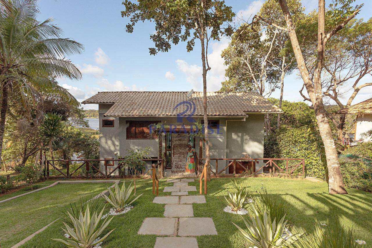 Casa com 4 dorms, Lagoa de Aruá,  - R$ 2 mi, Cod: 68492