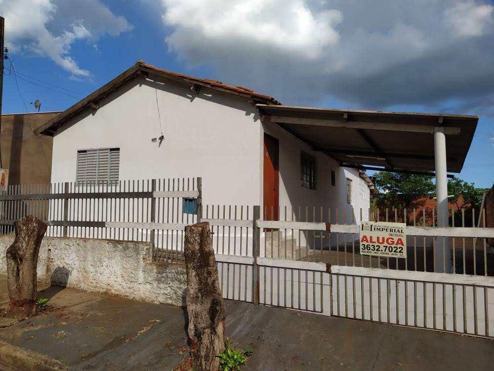 Casa com 3 dorms, Jardim América - Quarta Parte, Jales, Cod: 3477
