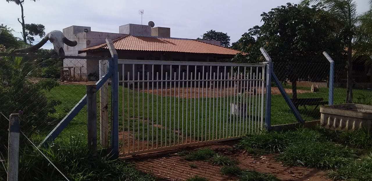 Chácara com 3 dorms, Rural, Jales - R$ 450 mil, Cod: 3480