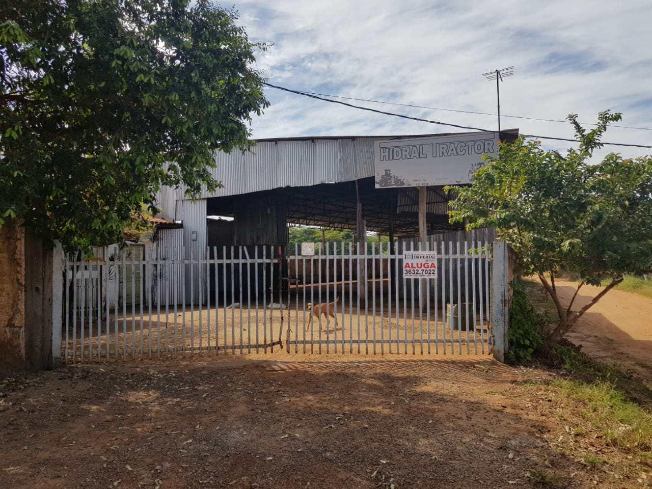 Salão, Parque Industrial II, Jales, Cod: 3593