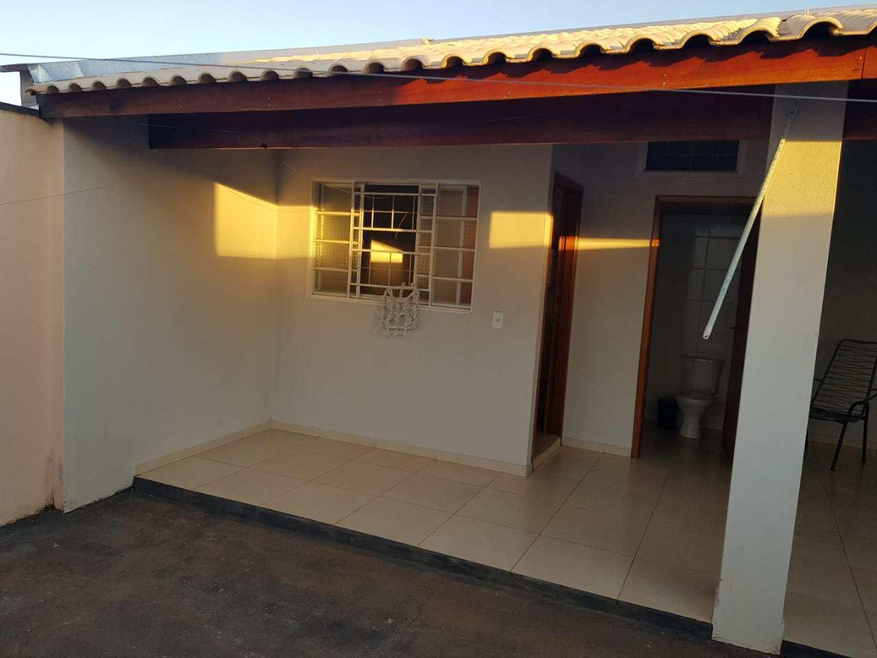 Casa com 2 dorms, Residencial Monte Líbano, Jales - R$ 250 mil, Cod: 3638