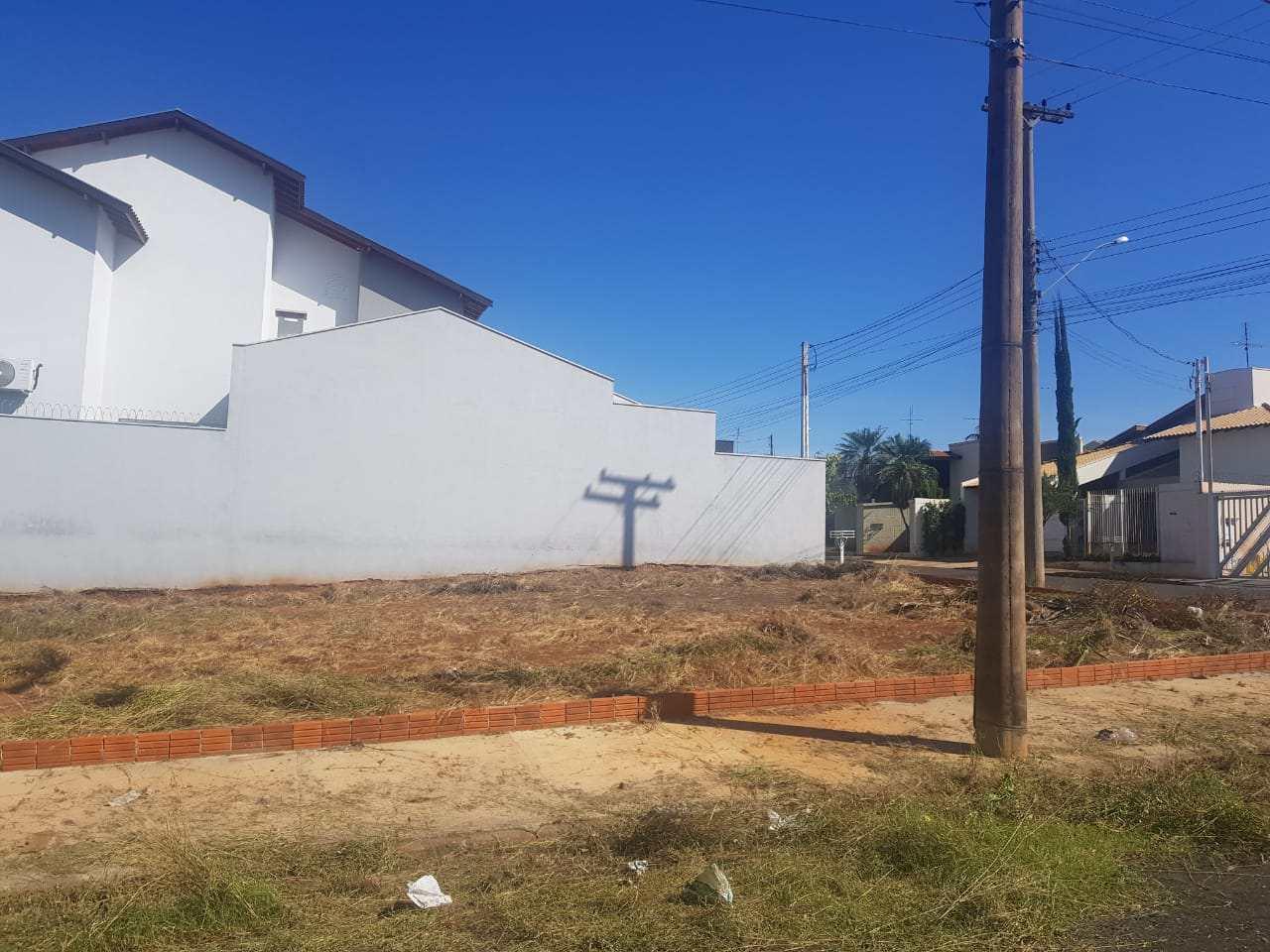 Terreno, Residencial Maria Silveira, Jales - R$ 160 mil, Cod: 3789