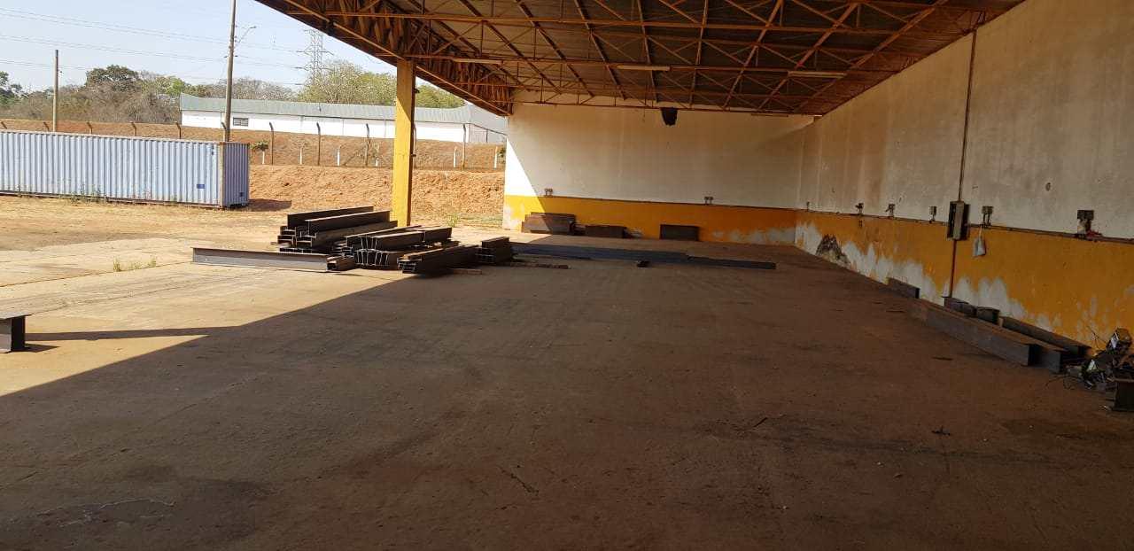 Armazém/Barracão, Parque Industrial II, Jales, Cod: 3906