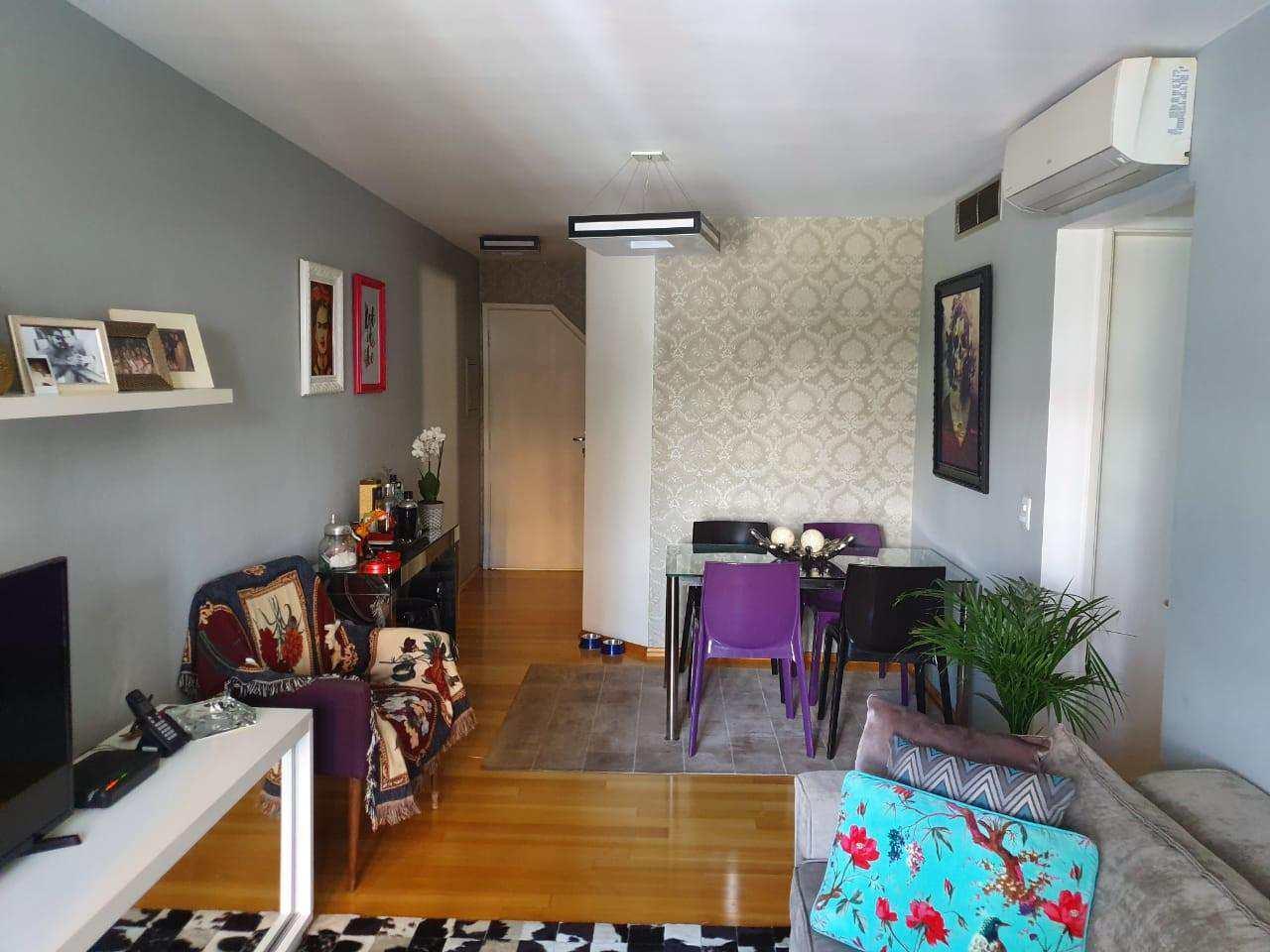 Apartamento com 1 dorm, Perdizes, São Paulo - R$ 525 mil, Cod: 3380