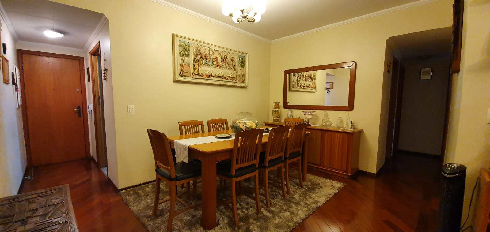 Apartamento com 3 dorms, Tatuapé, São Paulo - R$ 590 mil, Cod: 3694