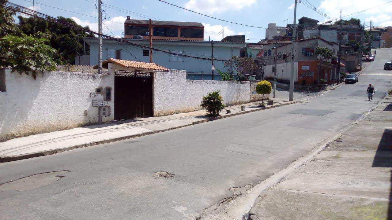 Casa com 3 dorms, Tanquinho, Ferraz de Vasconcelos - R$ 260 mil, Cod: 1002