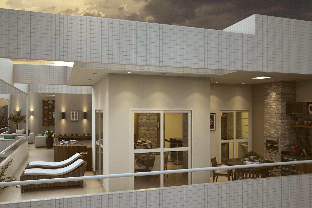Apartamento com 2 dorms, Centro, Bertioga, Cod: 1082