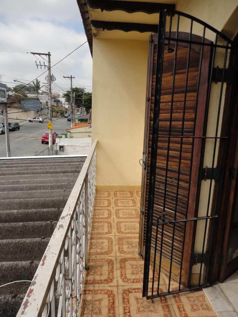 Sobrado com 3 dorms, Alto Ipiranga, Mogi das Cruzes - R$ 450 mil, Cod: 1190