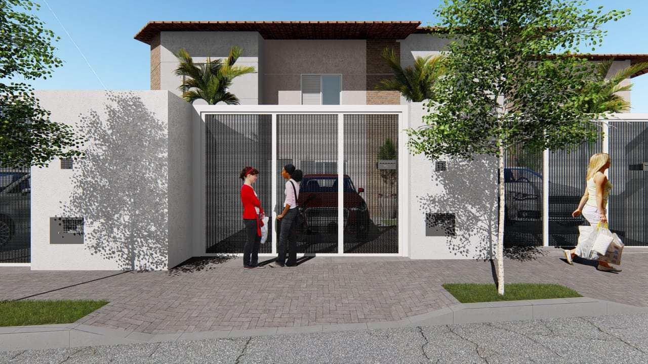 Sobrado com 2 dorms, Residencial Jasmim, Itaquaquecetuba - R$ 270 mil, Cod: 1198