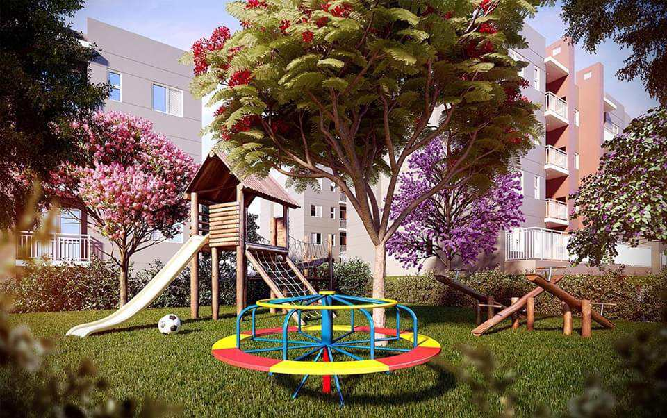 Apartamento com 2 dorms, Jardim Europa, Suzano - R$ 169 mil, Cod: 1199