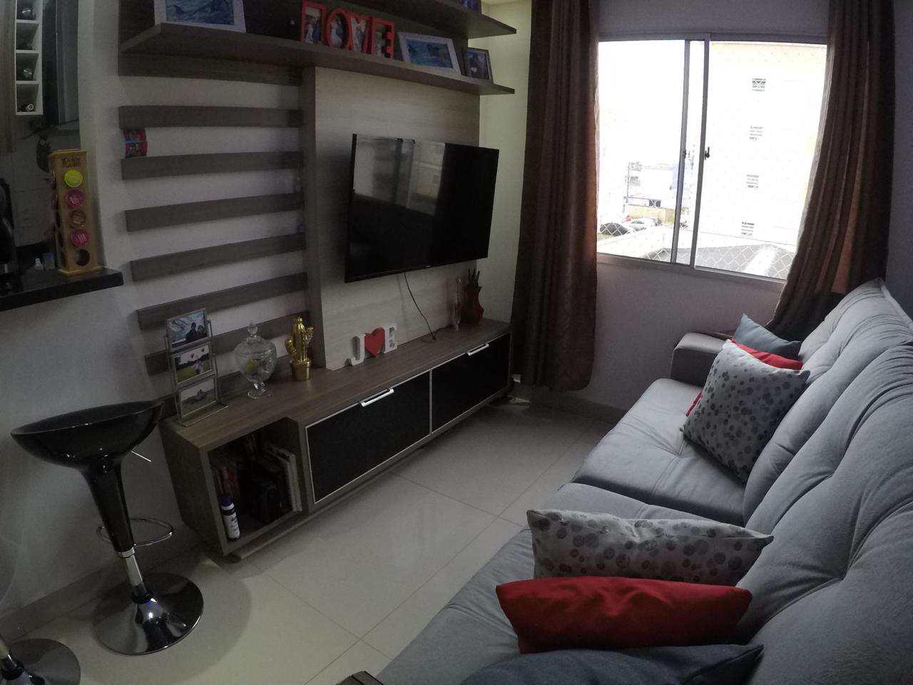 Apartamento com 2 dorms, Vila Urupês, Suzano - R$ 190 mil, Cod: 1228