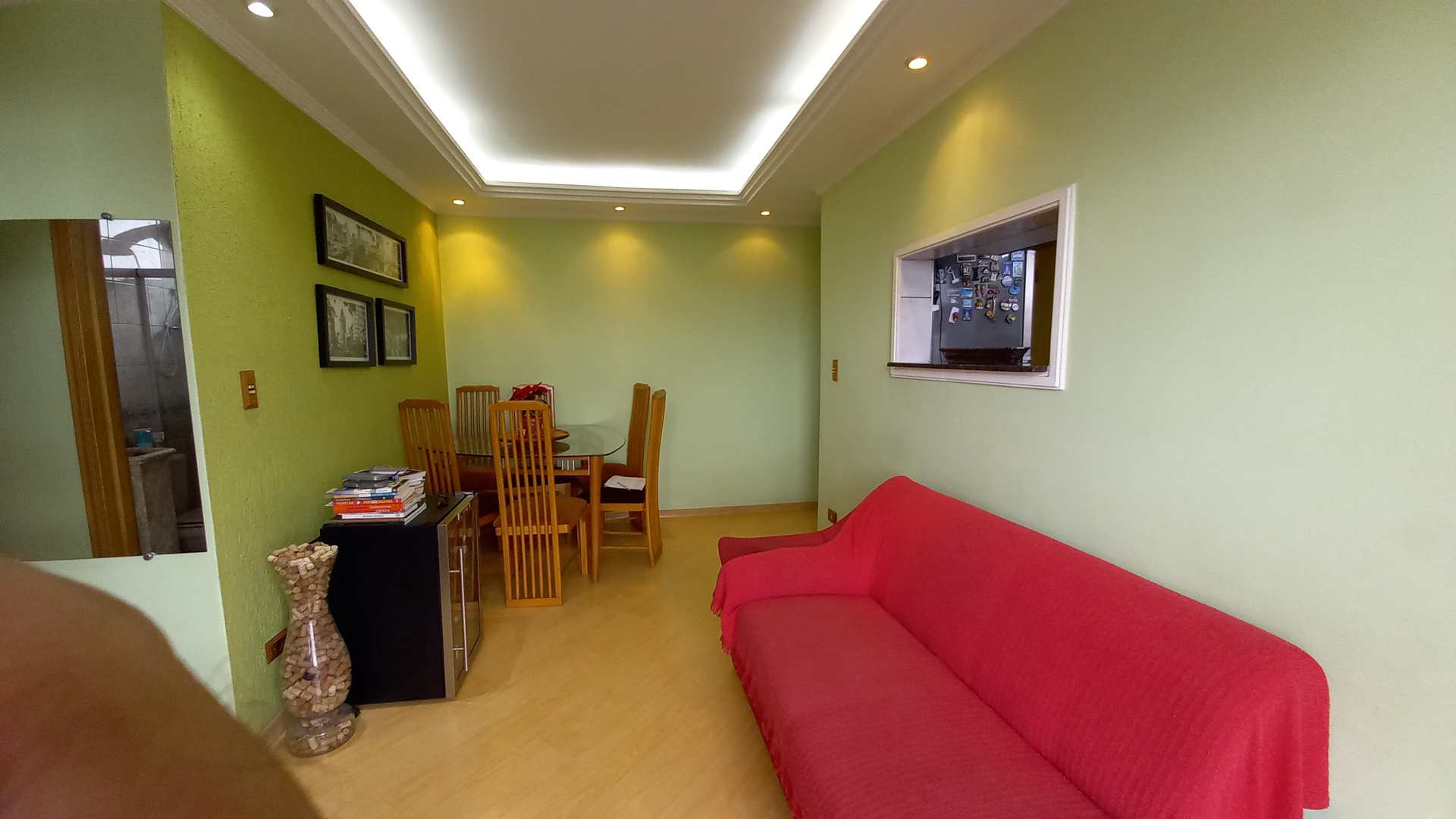 Apartamento com 2 dorms, Vila Urupês, Suzano - R$ 175 mil, Cod: 1239