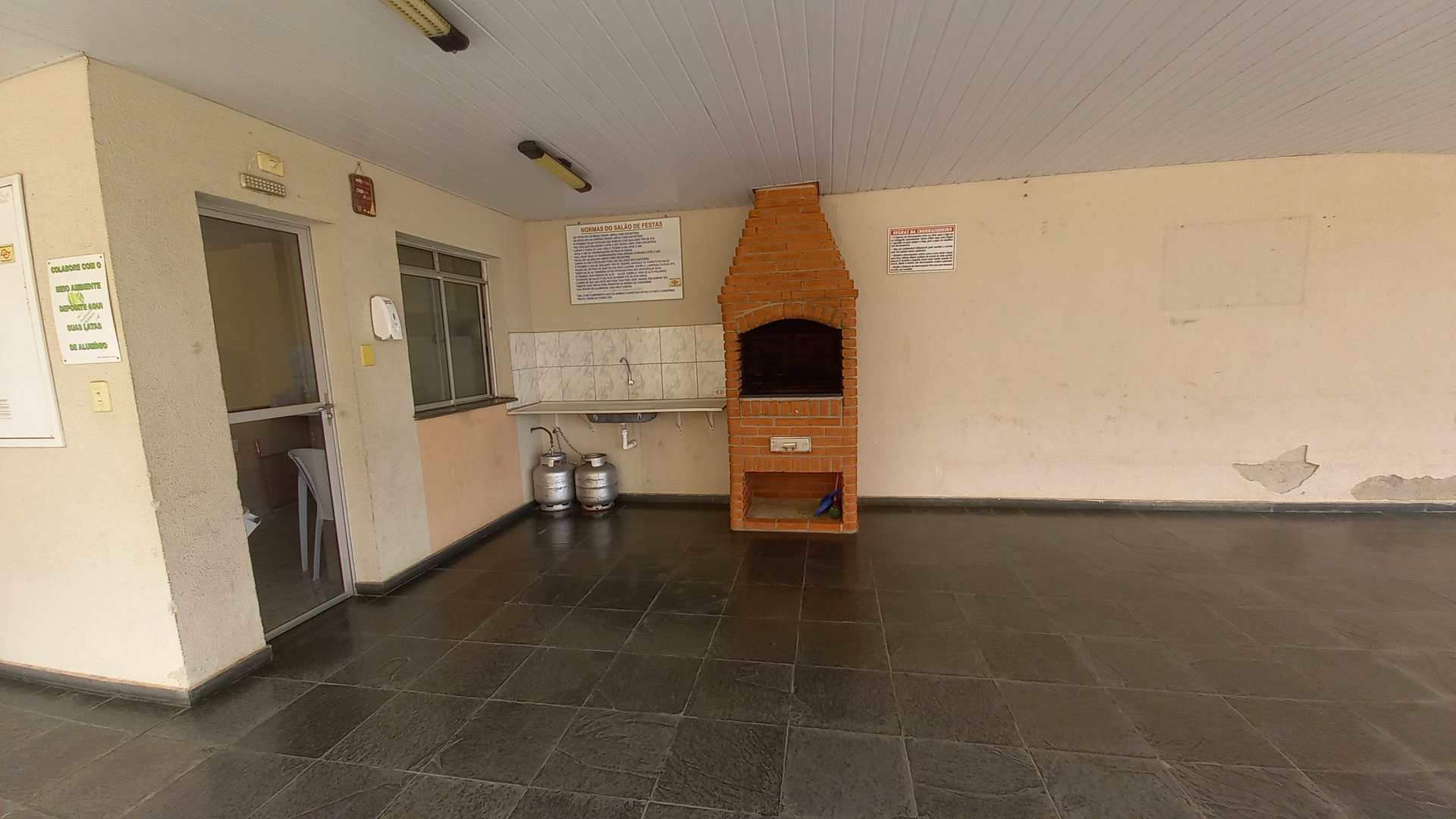 Apartamento com 2 dorms, Vila Urupês, Suzano - R$ 145 mil, Cod: 1277