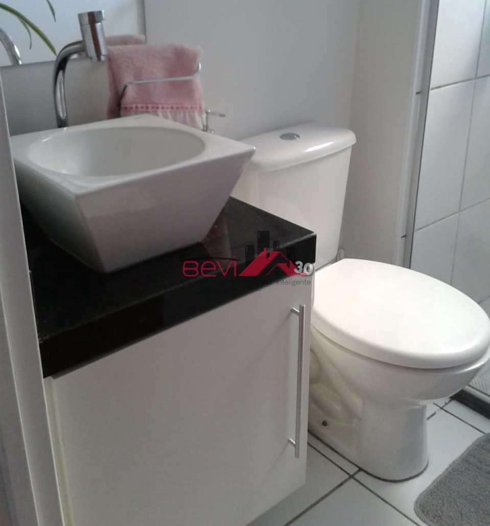 Apartamento com 2 dorms, Jardim São Francisco, Piracicaba, Cod: 5688