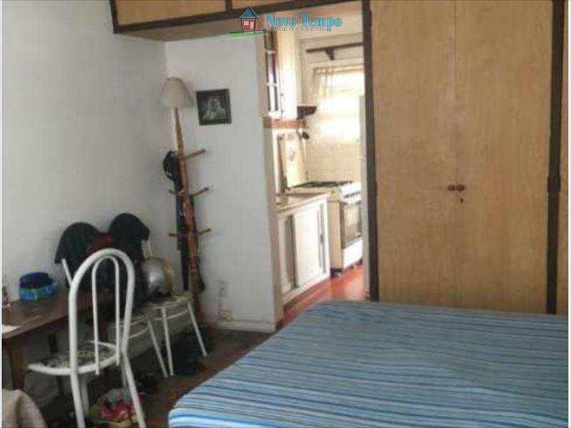 Kitnet, Gonzaga, Santos - R$ 185 mil, Cod: 10470