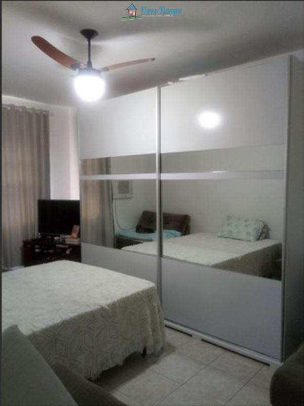 Apartamento com 1 dorm, Aparecida, Santos - R$ 255 mil, Cod: 9881