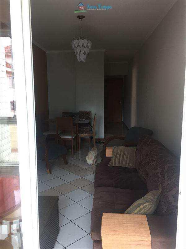 Apartamento com 2 dorms, Campo Grande, Santos - R$ 385 mil, Cod: 9669
