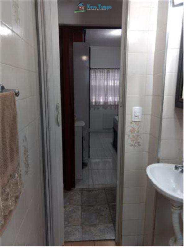 Apartamento com 1 dorm, Aparecida, Santos - R$ 190 mil, Cod: 9500