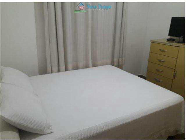 Apartamento com 2 dorms, Vila Mathias, Santos - R$ 243 mil, Cod: 9053