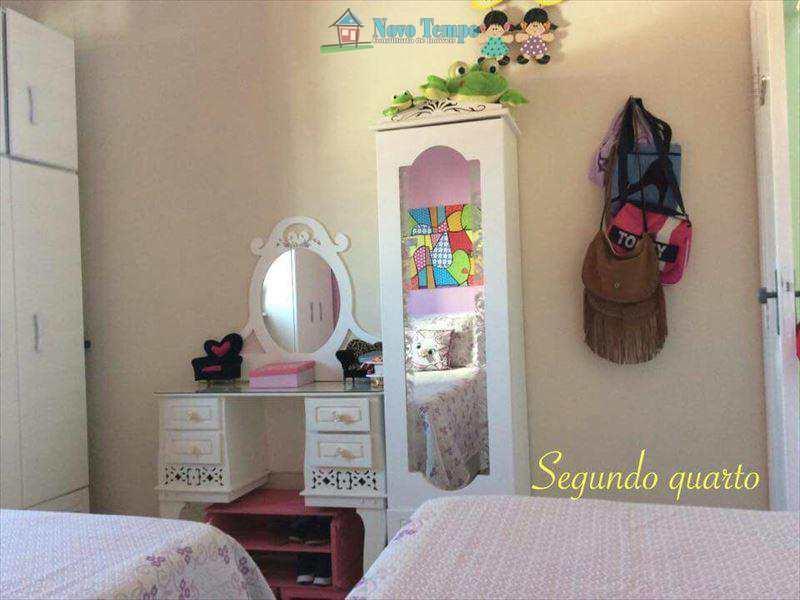 Apartamento com 2 dorms, Estuário, Santos - R$ 345 mil, Cod: 9204