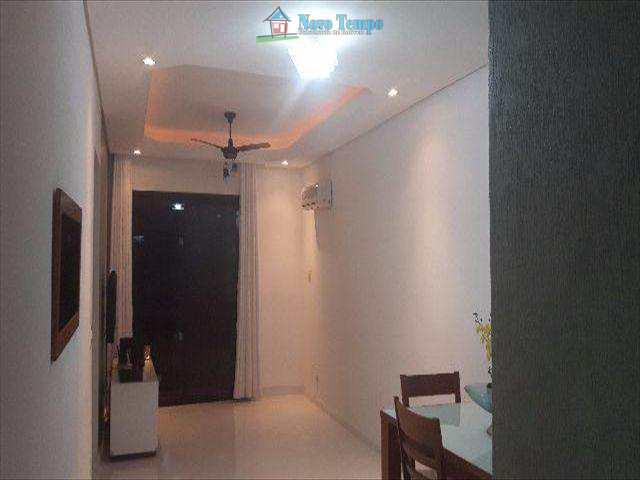 Apartamento com 2 dorms, Aparecida, Santos - R$ 400 mil, Cod: 7193