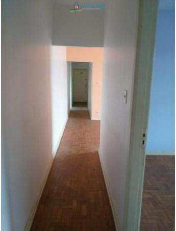 Apartamento com 2 dorms, Paquetá, Santos - R$ 215 mil, Cod: 10534