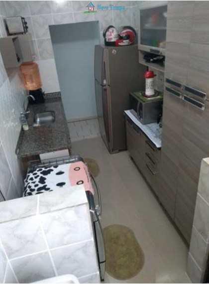 Apartamento com 2 dorms, Parque São Vicente, São Vicente - R$ 173 mil, Cod: 10640