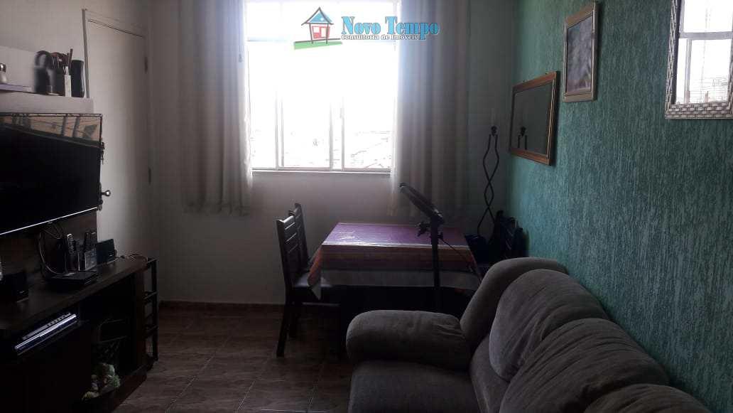 Apartamento com 2 dorms, Macuco, Santos - R$ 230 mil, Cod: 10750