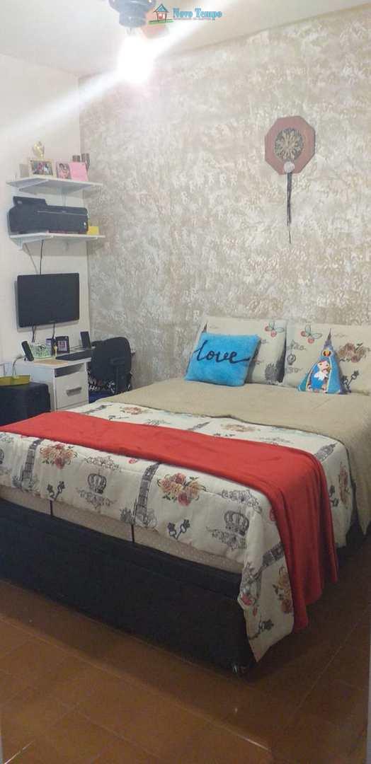 Sobrado com 2 dorms, Macuco, Santos - R$ 280 mil, Cod: 10775