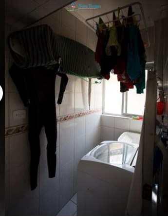 Apartamento com 2 dorms, Aparecida, Santos - R$ 265 mil, Cod: 10779