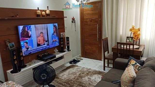 Apartamento com 2 dorms, Castelo, Santos - R$ 170 mil, Cod: 11006