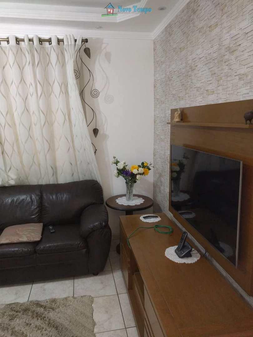Apartamento com 2 dorms, Gonzaga, Santos - R$ 480 mil, Cod: 11085