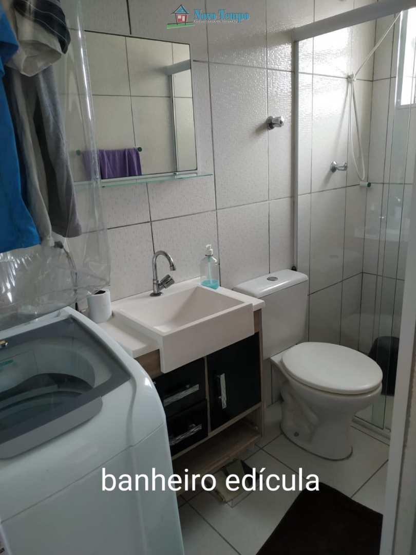 Casa com 3 dorms, Caiçara, Praia Grande - R$ 480 mil, Cod: 11116