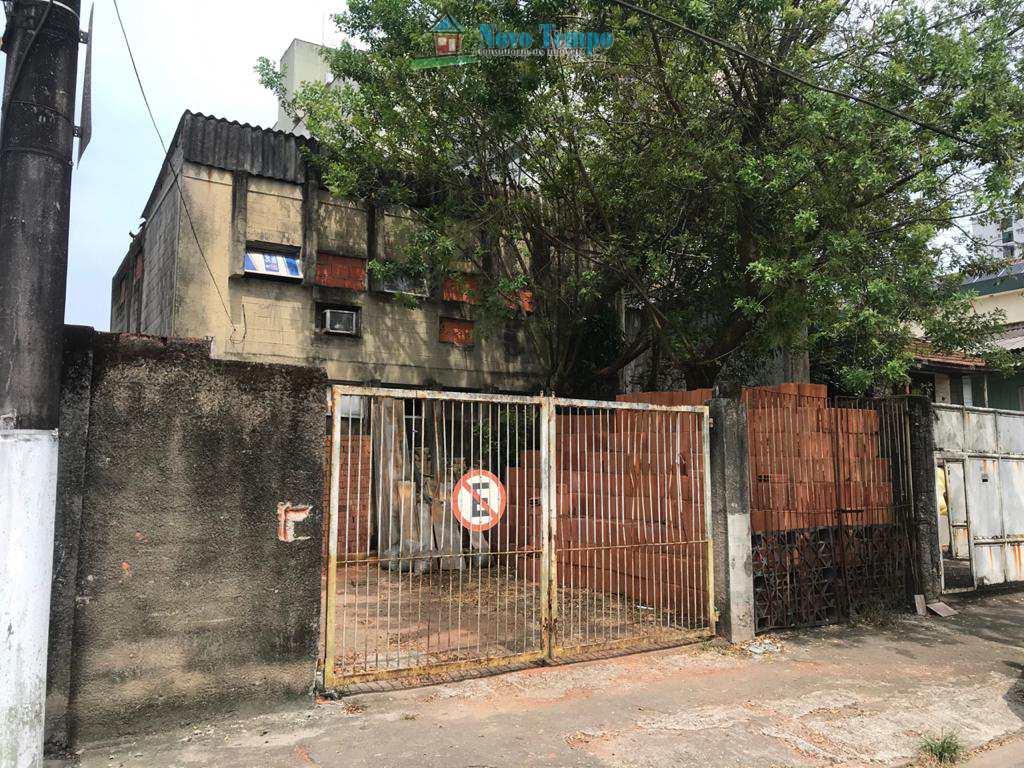 Terreno, Macuco, Santos - R$ 800 mil, Cod: 11296