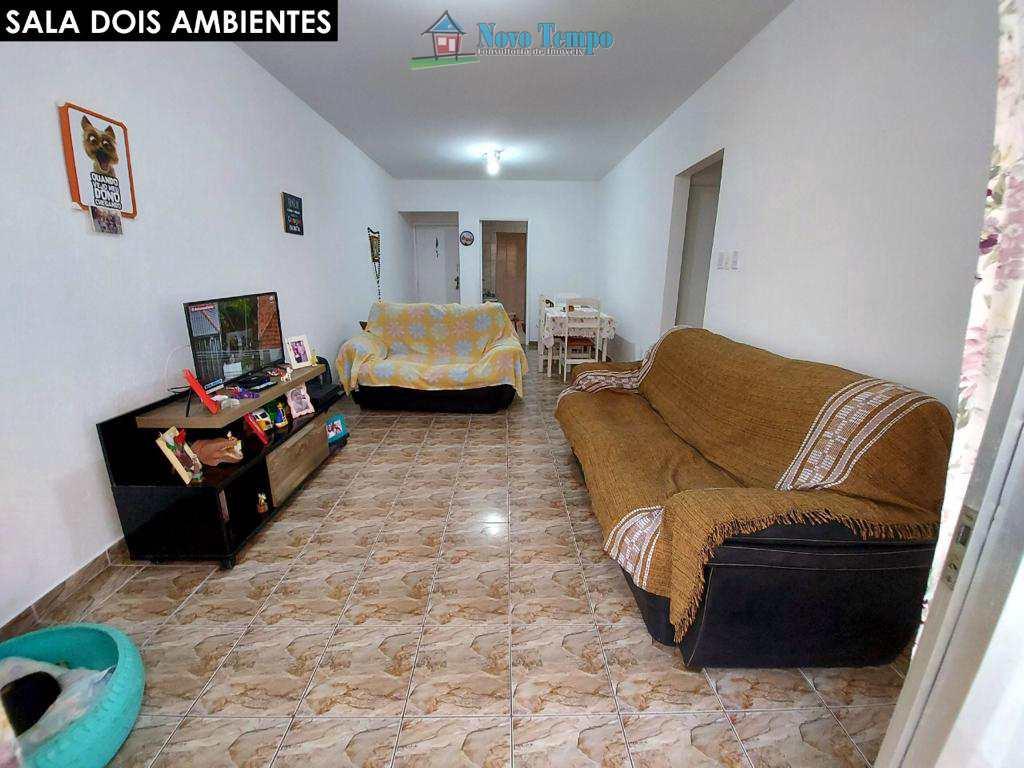 Apartamento com 2 dorms, Itararé, São Vicente - R$ 295 mil, Cod: 11306