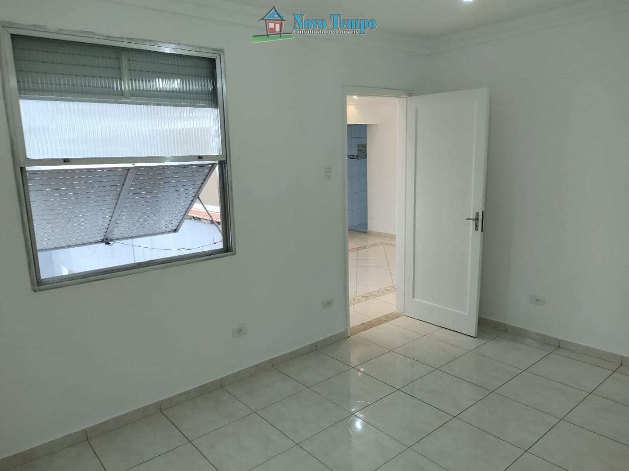 Apartamento com 2 dorms, Estuário, Santos - R$ 255 mil, Cod: 11427