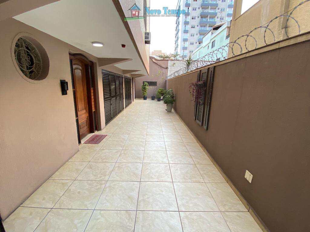 Apartamento com 1 dorm, Embaré, Santos - R$ 275 mil, Cod: 11485