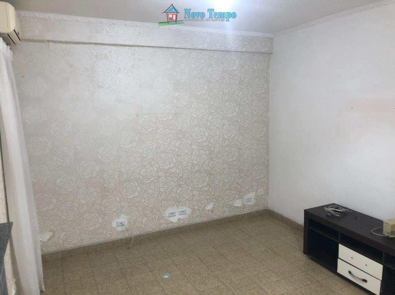 Apartamento com 1 dorm, José Menino, Santos - R$ 185 mil, Cod: 11489