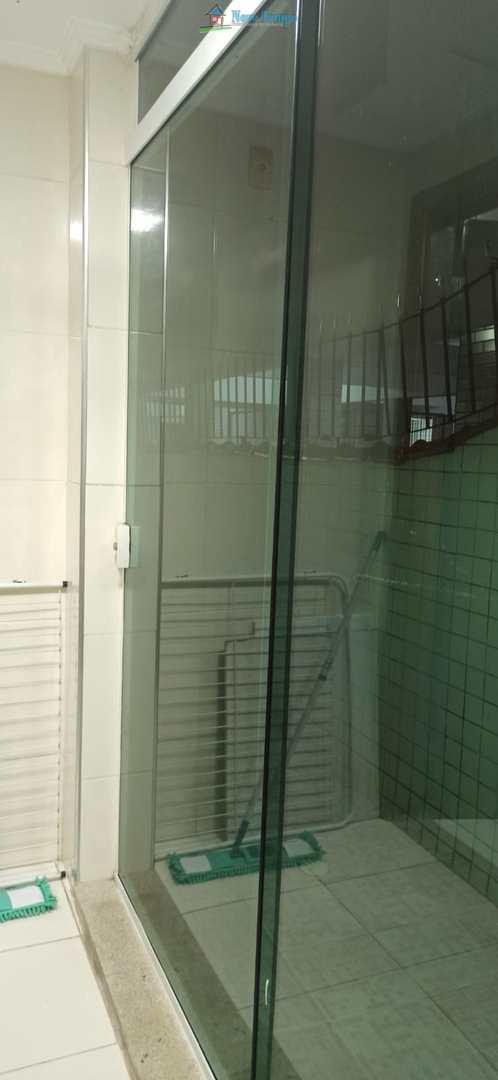 Apartamento com 3 dorms, Campo Grande, Santos - R$ 345 mil, Cod: 11527