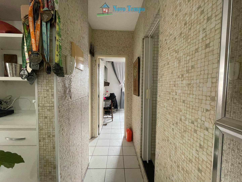 Apartamento com 2 dorms, Encruzilhada, Santos - R$ 310 mil, Cod: 11537