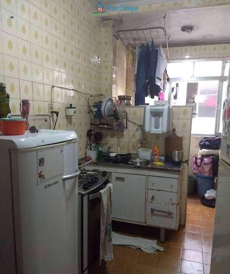 Apartamento com 2 dorms, Boqueirão, Santos - R$ 300 mil, Cod: 11544