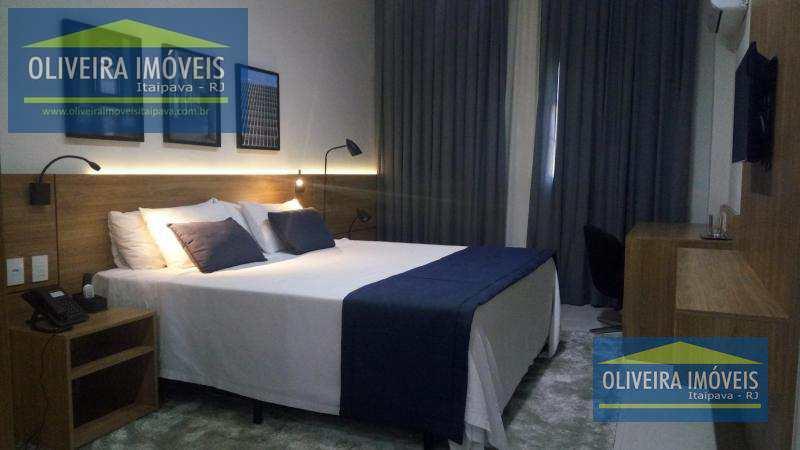 Apartamento com 1 dorm, Itaipava, Petrópolis, Cod: 1
