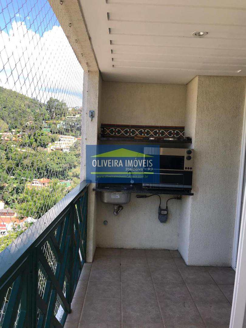 Apartamento com 2 dorms, Itaipava, Petrópolis, Cod: 20