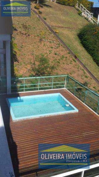 Casa de Condomínio com 4 dorms, Areal, Areal - R$ 1.2 mi, Cod: 25