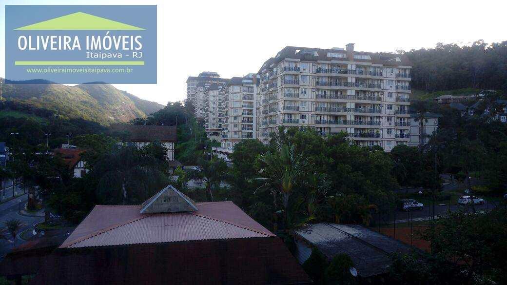 Apartamento com 1 dorm, Itaipava, Petrópolis, Cod: 28
