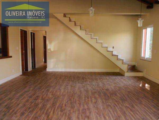 Casa com 4 dorms, Pedro do Rio, Petrópolis - R$ 1.19 mi, Cod: 38
